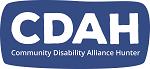 CDAH (Community Disability Alliance Hunter) logo