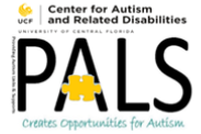 PALS for UCF Center for Autism & Related Disabilities logo