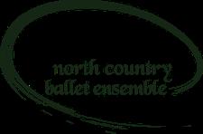 North Country Ballet Ensemble  logo