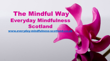 The Mindful Way -Everyday Mindfulness Scotland logo
