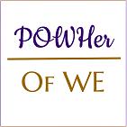 POWHer of WE logo