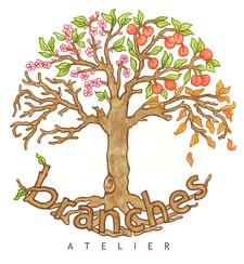 Branches Atelier logo