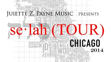 Juiette Z. Payne Music: Selah Tour 2014
