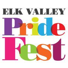 Elk Valley Pride Festival logo