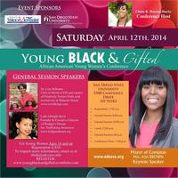 Young Black & Gifted - African American Young Women's...