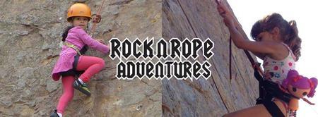 Family Rock Climbing!