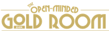 The Gold Room logo