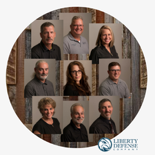 Liberty Defense Company logo