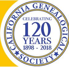 A CGS Event held at The Oakland Family History Center logo
