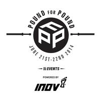 Pound For Pound 2014 - Powered by Inov-8