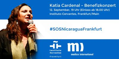 Benefizkonzert mit Katia Cardenal