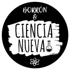 Borrón y Ciencia Nueva logo