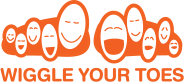 Wiggle Your Toes logo