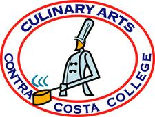 Contra Costa College Culinary Arts Department logo