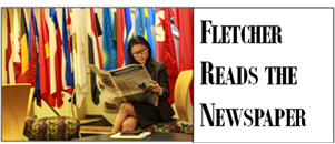 Fletcher Reads the Newspaper: Is Nation-Building...