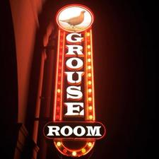 The Grouse Room logo
