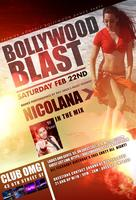 Bollywood Blast at Club OMG!- Red Hot Bollywood Dance...