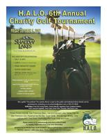 H.A.L.O.'s 6th Annual Golf Tournament