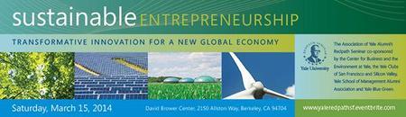 Sustainable Entrepreneurship:Transformative Innovation...