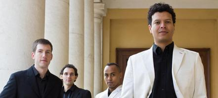 CONCERT: Quatuor Ellipsos