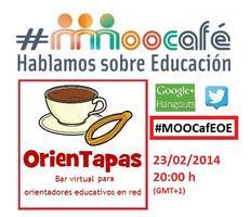 #MOOCafEOE - Encuentro virtual entre orientadores...