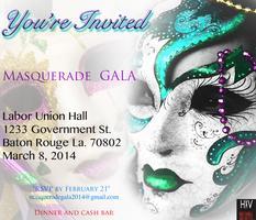 Masquerade Gala 2014