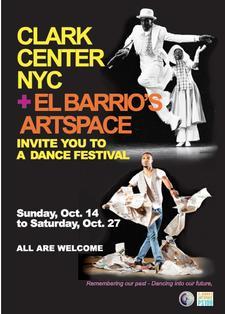 Clark Center NYC logo