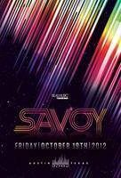 SAVOY @ Kingdom [10.19]