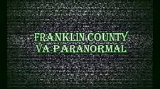 Franklin County VA Paranormal logo