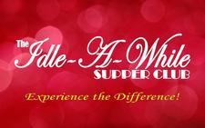 The Idle-A-While Supper Club logo