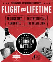 2nd Annual Bourbon Battle - $35 TICKETS AVAILABLE AT...