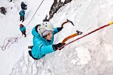 Bozeman Ice Climbing Festival, presented by Black Diamond Equipment logo