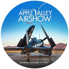 Apple Valley Airshow logo