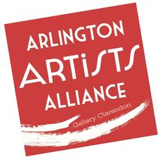 Arlington Artists Academy at Gallery Clarendon logo