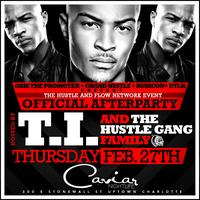 TI…Official Hustle & Flow After party