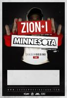 Zion I & Minnesota Senator Theater - TIX available at...