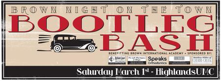 Brown Night On The Town - Bootleg Bash