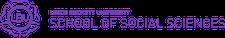 School of Social Sciences, Leeds Beckett University logo