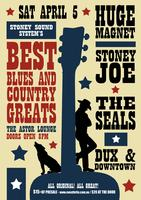 Best Blues and Country Greats