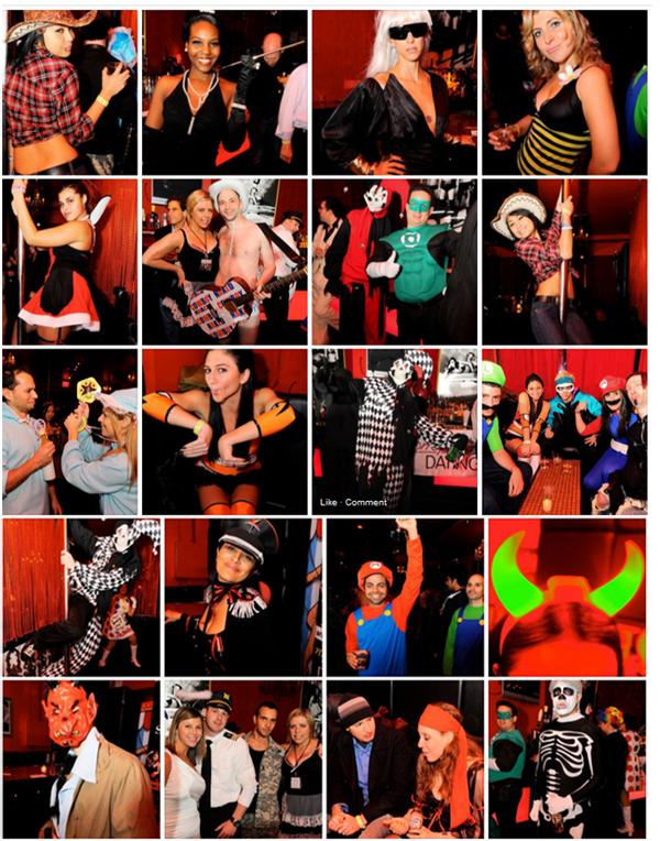 Biggest Halloween Party In NYC