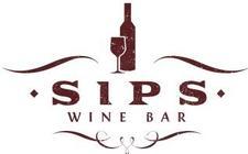 Sips Wine Bar logo