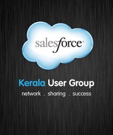 Kerala Salesforce User Group logo