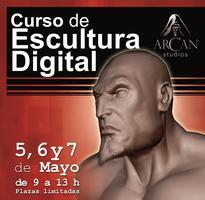 """Curso de """"Escultura Digital"""""""