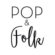 Pop & Folk logo