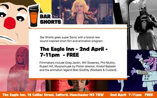 BAR SHORTS GOES SUPER SONIC - Salford
