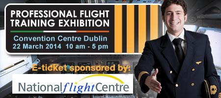 Professional Flight Training Exhibition - Dublin