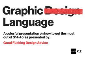 Good F*ing Design Advice