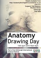 Anatomy Drawing Day