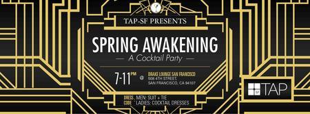 TAP-SF Presents - Spring Awakening