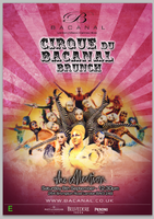 Cirque du Bacanal Brunch